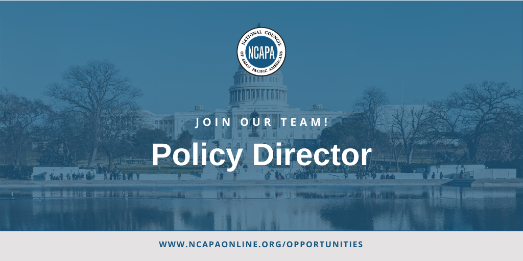 Policy Director Job Post